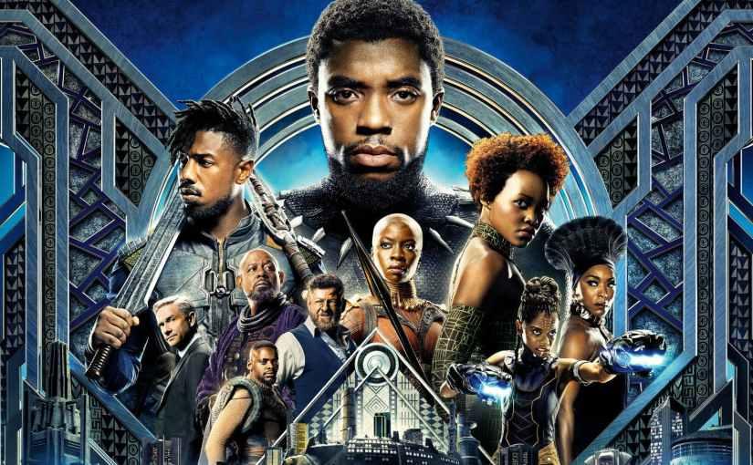Review filme: Black Panther(2018)
