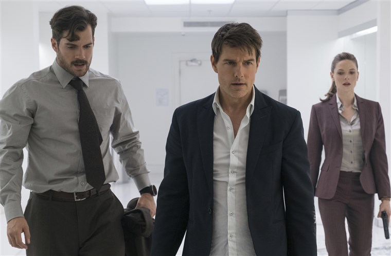 Review Filme: Mission: Impossible – Fallout(2018)